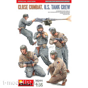 35311 1/35 MiniArt close combat. American tank crew