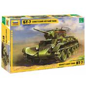 3545 Zvezda 1/35 Soviet tank BT-7