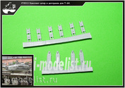 F72013 New Penguin 1/72 Set of spurs and extra for T-64