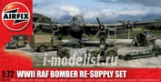 5330 Airfix 1/72 Bomber Re-supply Set