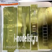 T35055 Мир Моделей 1/35 Фототравление Базовый набор для Т-35