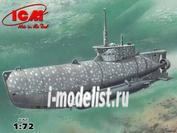 S.006 ICM 1/72 Германская подводная лодка