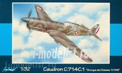 A061 Azur 1/32 Самолет Caudron C.714C.1