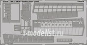 48626 Eduard 1/48 Фототравление TBM-1/TBF-3 landing flaps