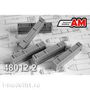 AMC48012-2 Advanced Modeling 1/48 Тара НАР С-8