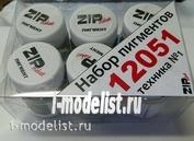 12051 ZIPmaket Set of pigments