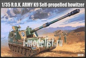 13219 Academy 1/35 R.O.K. Army K9 Self-propelled howitzer