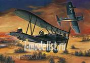 P72013 Kpmodels 1/72 Polikarpov Po-2 in Korean War