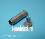 4163 Aires 1/48 Kit of the MiG-15 exhaust nozzle