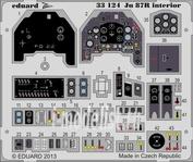 33124 Eduard 1/32 Фототравление Ju 87R interior S.A.