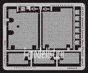 35612 Eduard 1/35 Фототравление для Hummel Ammo. Box/Floor 2