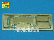 48 A12 Aber 1/48 Фототравление Turret stowage bin for Pz.Kpfw. Iv