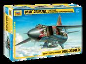 7218 Звезда 1/72 Советский истребитель-бомбардировщик МиГ-23МЛД