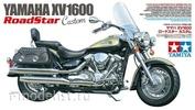 14135 Tamiya 1/12 Motorcycle Yamaha XV1600 Road Zvezda Custom