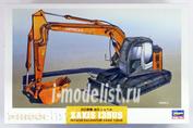 66001 Hasegawa 1/35 Excavator Hitachi Excavator Zaxis 135US