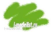 35-АКР Звезда Краска акриловая зеленая