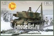 72059 IBG models 1/72 Bergepanzer III