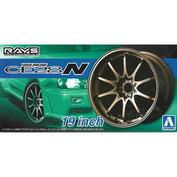 05391 Aoshima 1/24 Volk Racing CE28N 19inch