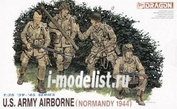 6010 Dragon 1/35 US Army Airbone, Normandy 1944