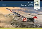 70012 ArmaHobby 1/72 Самолет Fokker E.V Expert Set