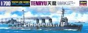 49309 Hasegawa 1/700 Лёгкий крейсер IJN Light Cruiser Tenryu