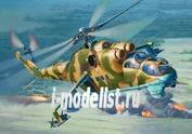 04942 Revell 1/48 Mil Mi-24D Hind-D (Ми-24)