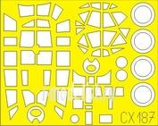 CX187 Eduard 1/72 Маска для Do 215