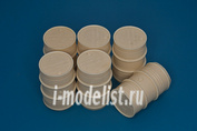 35D31 RB Model 1/35 Germany 200L barrels from 1944 year