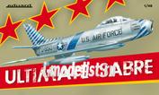 1163 Eduard 1/48 Самолет Ultimate Sabre