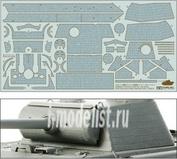 12646 Tamiya 1/35 Набор наклеек, имитирующих циммерит для танка Panther G (ранняя версия, 35170)