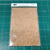 AH0093 Aurora Hobby Лист пробковый, толщина 4 мм, 1 лист 20x30 см
