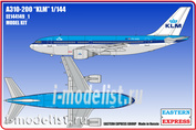 144149-1 Orient Express 1/144 KLM A310-200 Airliner