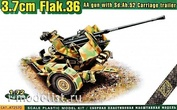 72570 ACE 1/72 3,7cm Flak 36