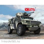 35002 RPG Российский бронеавтомобиль