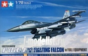 60788 Tamiya 1/72 Lockheed-Martin F-16CJ Fighting Falcon Block 50 with Full Weapons Load