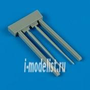QB48 397 Quickboost 1/48 Конверсионный набор для TSR-2 pitot tube