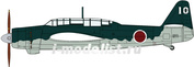 07410 Hasegawa 1/48 Aichi B7A2 Attack Bomber Ryusei KAI Grace Limited Edition
