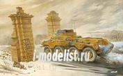 703 Roden 1/72 Sd.kfz.234/1 Aufklarer Schwerer Panzerspahwage