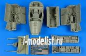 2210 Aires 1/32 Набор дополнений A-7E Corsair II - late detail set