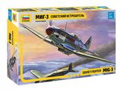 7204 Звезда 1/72 Советский истребитель МиГ-3