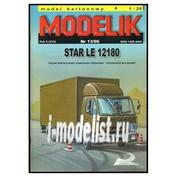 MD13/06 Modelik 1/25 STAR LE 12180