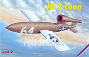 48054 MPM 1/48 JB-2 Loon