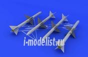 648069 Eduard 1/48 Набор дополнений AIM-7M Sparrow