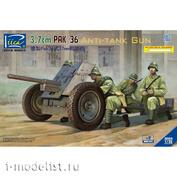 RV35026 Riich 1/35 3,7-см противотанковая пушка PaK 36