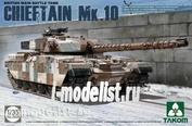 2028 Takom 1/35 BRITISH MAIN BATTLE TANK CHIEFTAIN Mk.Ten