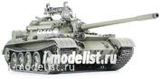 35257 Tamiya 1/35 Советский танк Т-55А, с одной фигурой