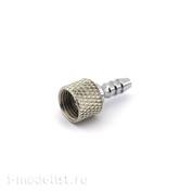 5853 Jas Adapter nut 1/8