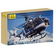 80378 Heller 1/72 Вертолет Eurocopter EC-145 Gendarmerie