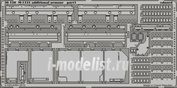 36120 Eduard 1/35 Фототравление для M-1131 additional armour