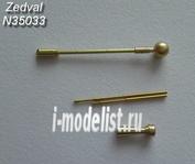 N35033 Zedval 1/35 Набор деталей для ОТ-26